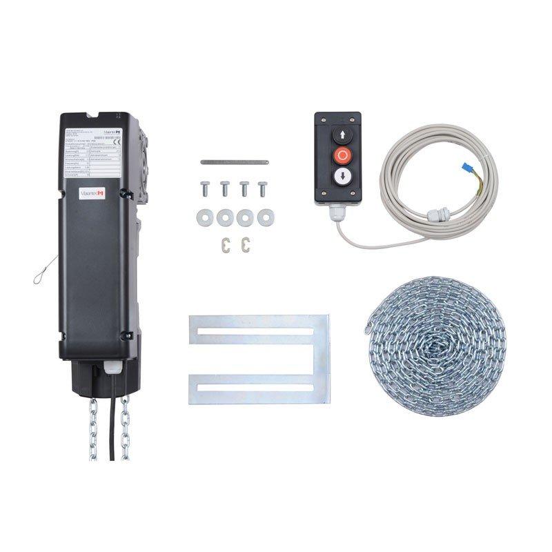 STAC 400V/3PH – для промышленных ворот площадью до 30 м2 1